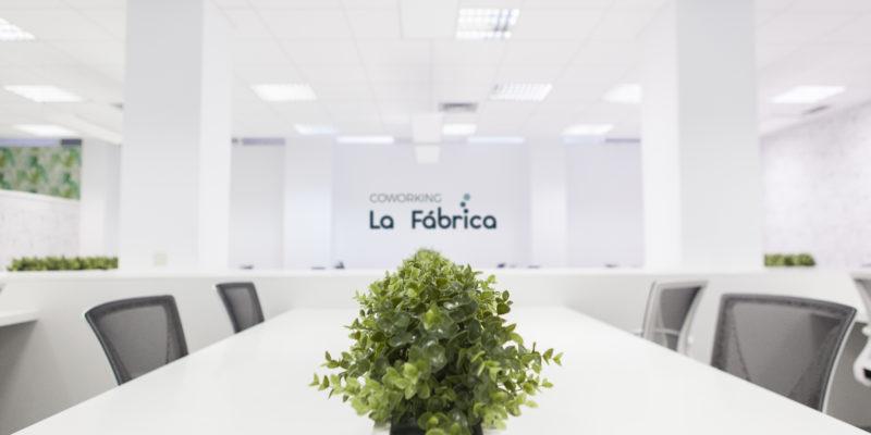 Alquiler Bernabeu | Coworking con despachos en Madrid