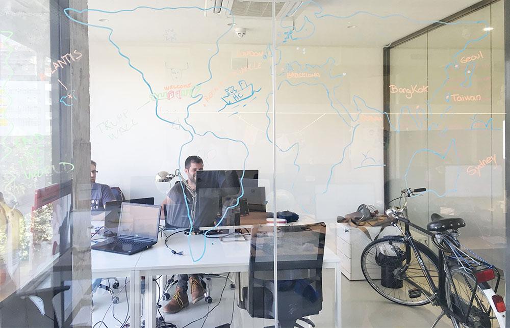 Alquiler de despachos barcelona alquila tu oficina y comparte gastos - Convenio oficinas y despachos barcelona 2017 ...