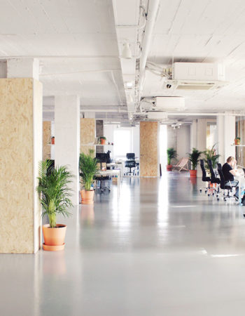 Coworkings Penthouse Barcelona. Alquiler Ronda Sant Pere 52, Barcelona