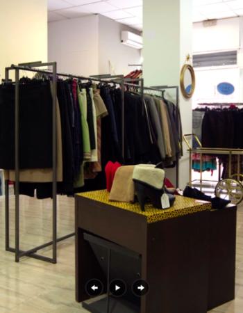 Store shared in Seville Alameda de Hércules 32-33. 41002 Seville