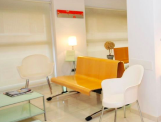 Rent offices in Valencia