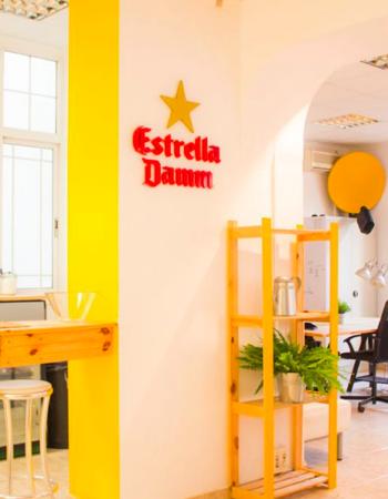 Alquiler oficina compartida Valencia. Alquiler Calle del Moro Zeit, Valencia