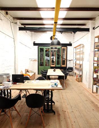 Shared workshop in Barcelona