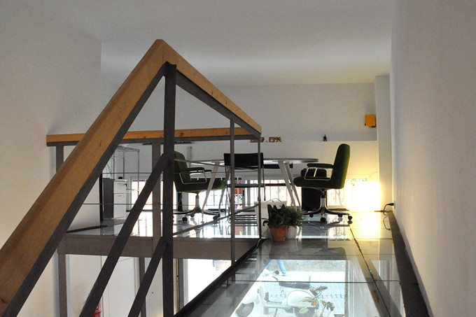Coworking space madrid comparte despacho oficina - Space madrid ...