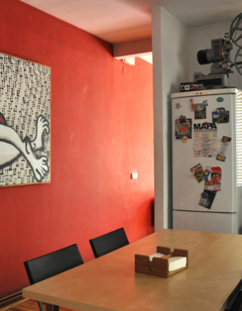 Coworking space Madrid