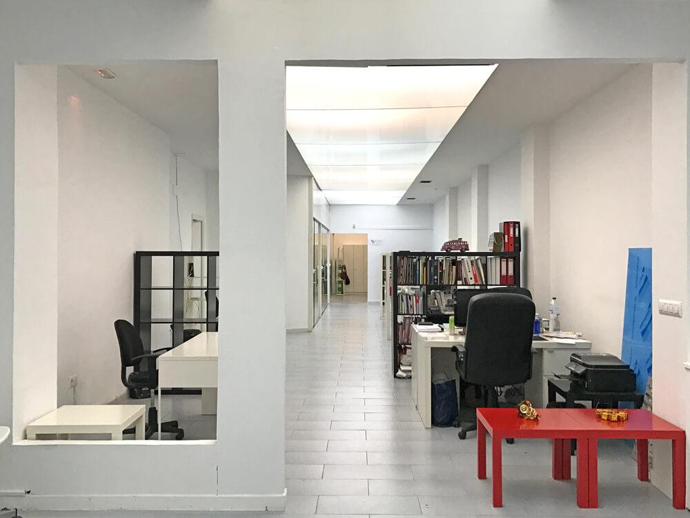 Oficina en valencia compartida coworking alquila tu for Oficinas de empleo valencia