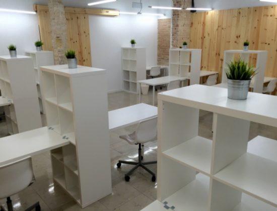 Coworking Ruzafa. Alquiler Carrer de Buenos Aires, 15 valencia