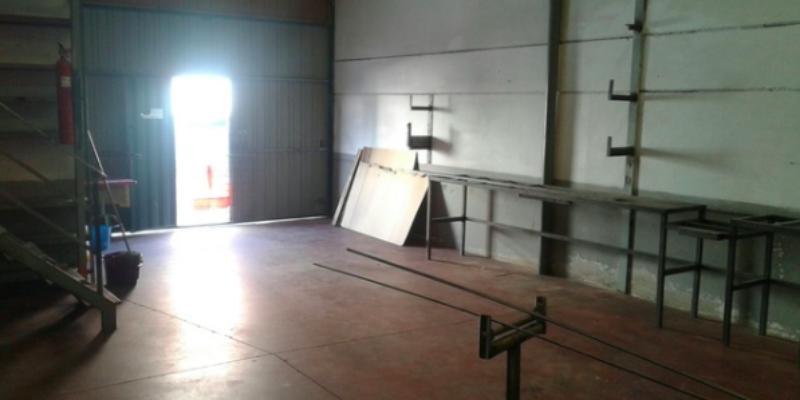 Alquiler de Nave compartida Madrid (Mostoles). POLÍGONO SAN MILLÁN – REGORDOÑO 1