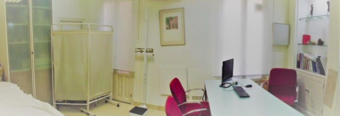 Rental of medical consultations in Madrid