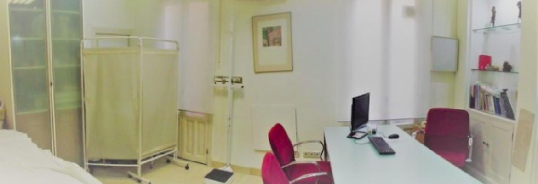 Alquiler de consultas en centro medico Madrid. Alquiler en la calle Goya Madrid