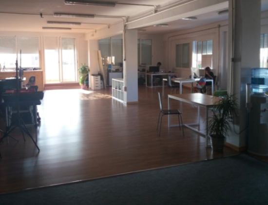 Coworking in Barcelona