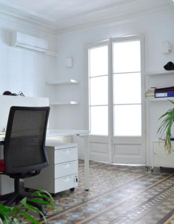 Coworking en Barcelona para freelances y makers en la Rambla (centro)