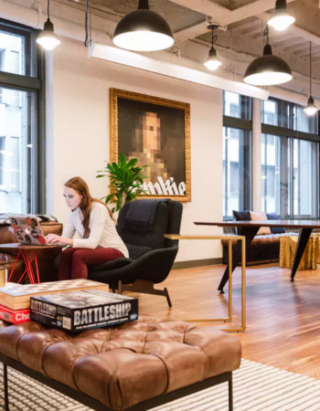 The best coworking in Madrid at Paseo De La Castellana 77