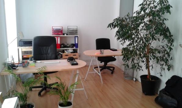oficinas compartidas en madrid alquiler calle ferraz madrid