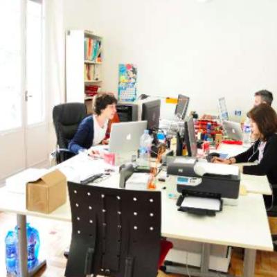 Oficinas compartidas en Madrid. Alquiler calle Ferraz, Madrid