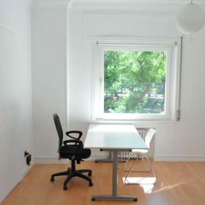 Independent offices for rent in Madrid