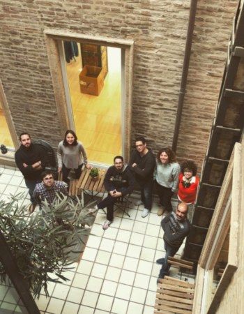 Coworking | fully equipped | Cabañal