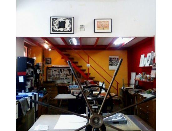 Black Fashion engraving workshop rental