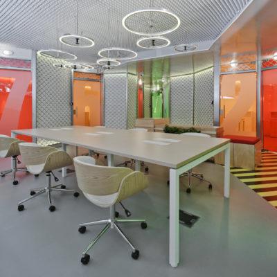 Coworking Madrid barato – THE UNDERGROUND DEN S.L.