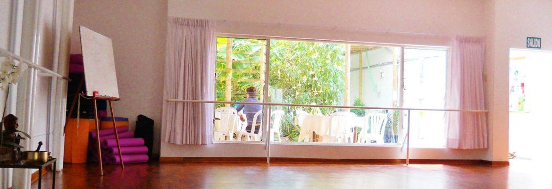 Sala de Yoga en alquiler en Lima (Miraflores)