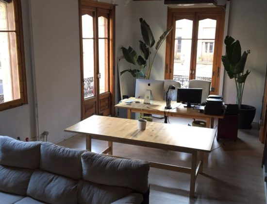 Rental offices and coworking in the center
