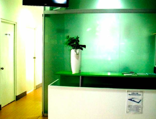 Rental of dental office in the district of Pueblo Libre