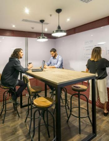 Coworking Miraflores. El coworking de tus sueños – Comunal Benavides 1180