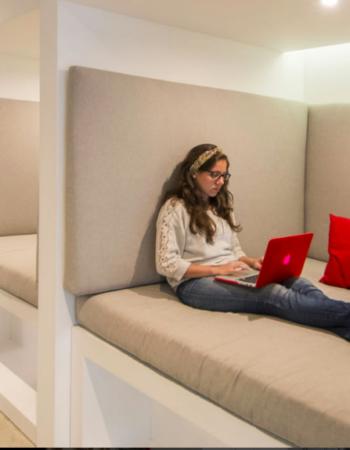 Coworking y oficinas compartidas en Lima. Coworking en Colina 107, Barranco, Perú