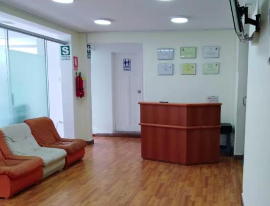 Alquiler de consultorios en una clínica odontológica