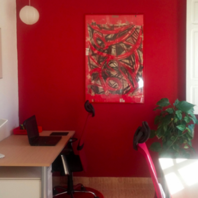 Shared office in Valencia (Ruzafa area)