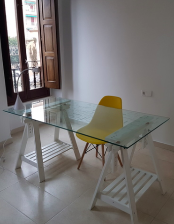 Rental of offices in Valencia