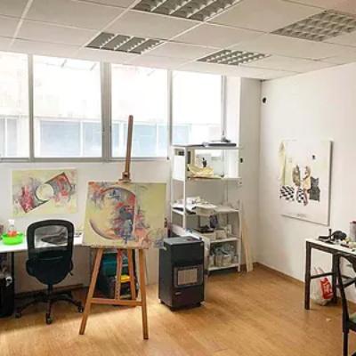Local de ensayoy taller para artistas