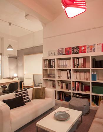 Alquiler de estudios en Valencia y Coworking- A2