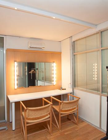 Rent of studios in Valencia