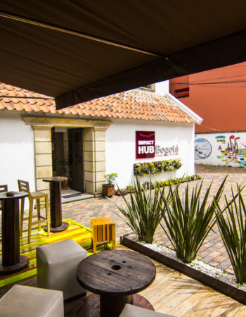 Coworking Colombia – IMPACT HUB BOGOTÁ