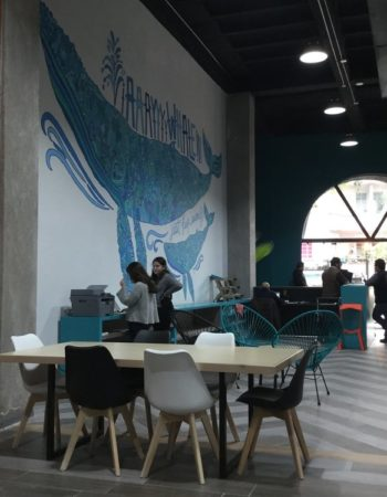 Coworking DF – The Pool Toledo
