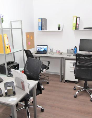 Sala de reuniones, coworking y oficinas privadas en alquiler en Lima