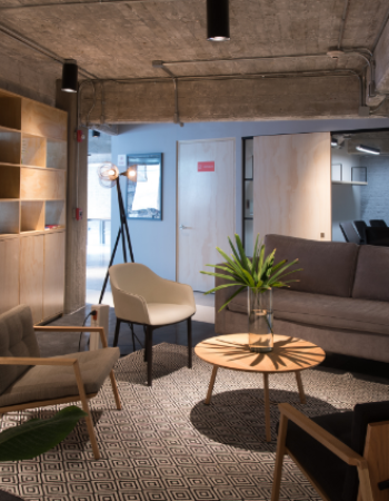 Coworking Mexico City – Homework