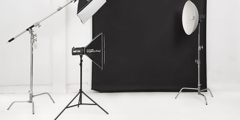Photo studio in Mexico City