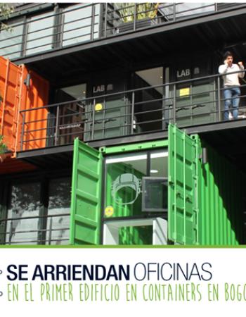 Bogota Rentals | NBOX Creative Offices