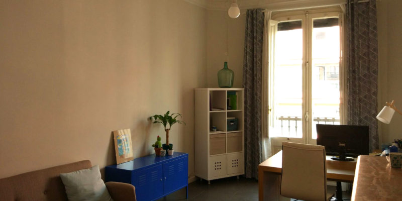 Rent in the Gothic district of Barcelona