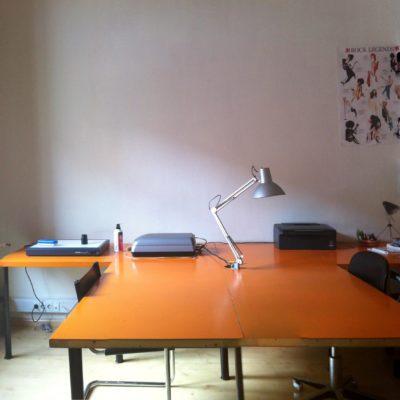 Alquiler estudio Barcelona | Estudio compartido Sant Antoni