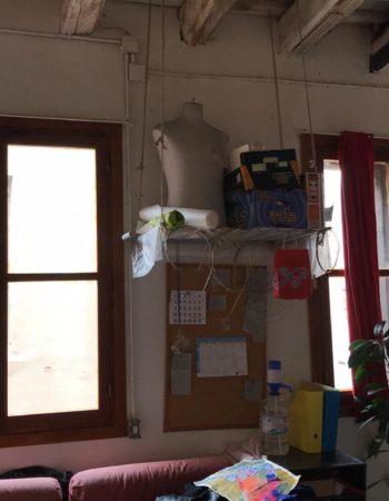 Estudio creativo Barcelona | Bonito y luminoso espacio de trabajo creativo en el Raval