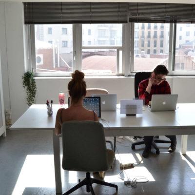 Oficina compartida Malasaña | ESTUDIO 21