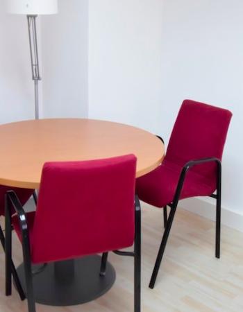 Alquiler calle Capitán Haya | Despacho para reuniones en Madrid
