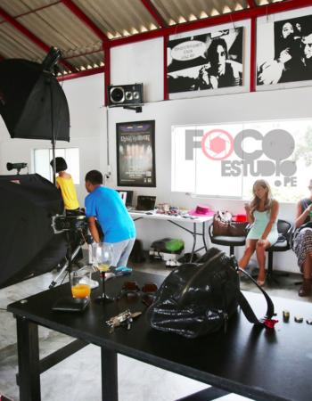 Estudio fotográfico Lima | Estudio profesional fotográfico