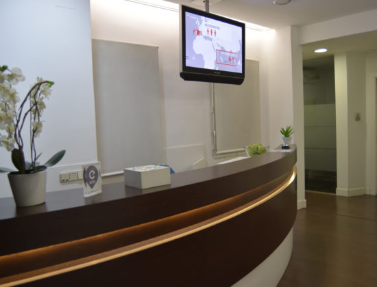 Office for meetings in Madrid | Serrano area
