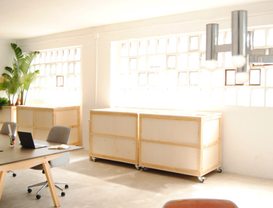 Alquiler de estudio en Poblenou | Estudio para creativos en Barcelona