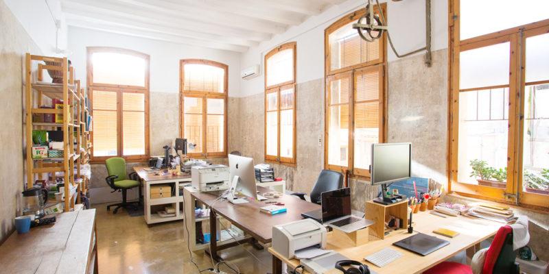 Estudio Compartido en Sant Pere Més Alt, Barcelona.
