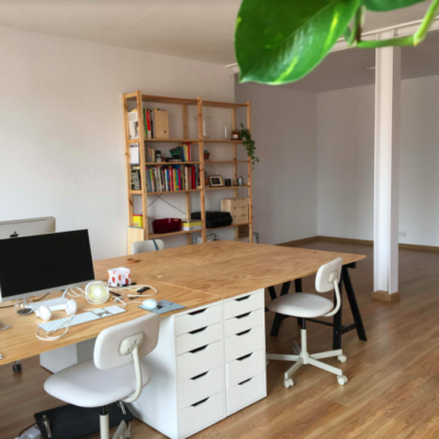Plaza Spain | Shared study / coworking